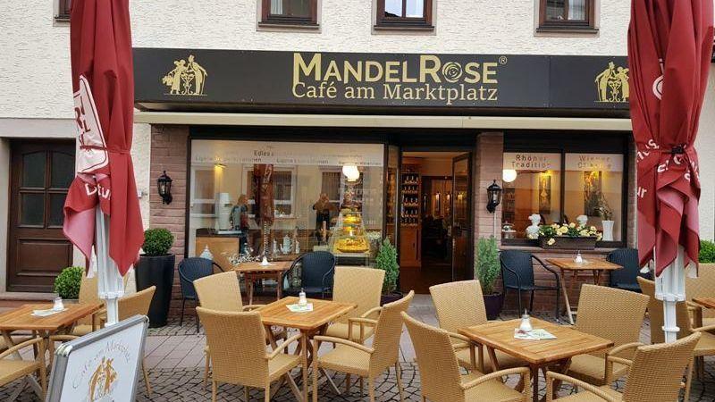 MandelRose® Café am Marktplatz – Gersfeld