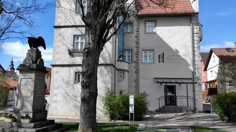 Orgelbaumuseum – Ostheim v.d. Rhön