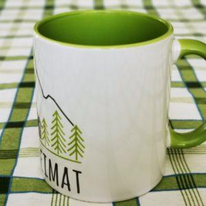 "Tasse ""Rhöner Heimat Berge"""